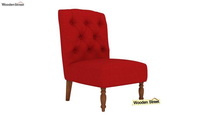 Acuff Lounge Chair (Dusky Rose)-2