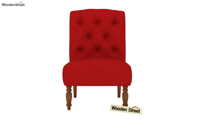Acuff Lounge Chair (Dusky Rose)-3