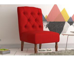 Acuff Lounge Chair (Dusky Rose)