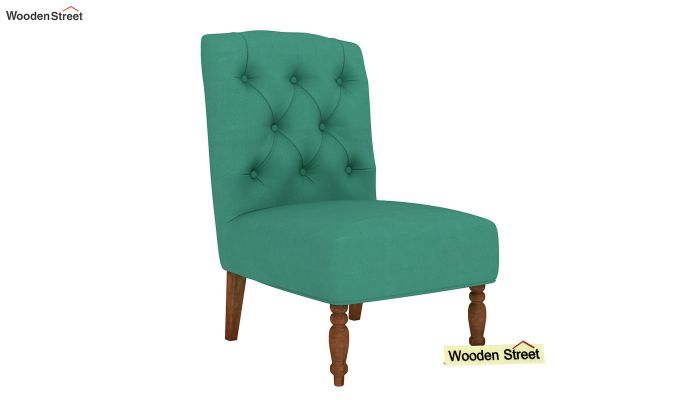 Acuff Lounge Chair (Electric Turquoise)-2