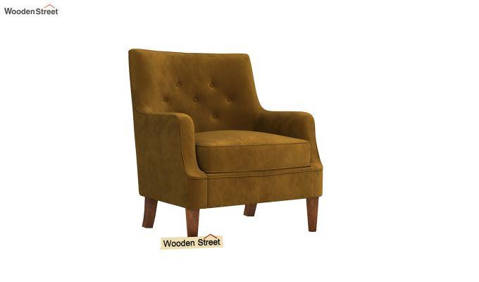 Adoree Arm Chair (Chestnut Brown)-2