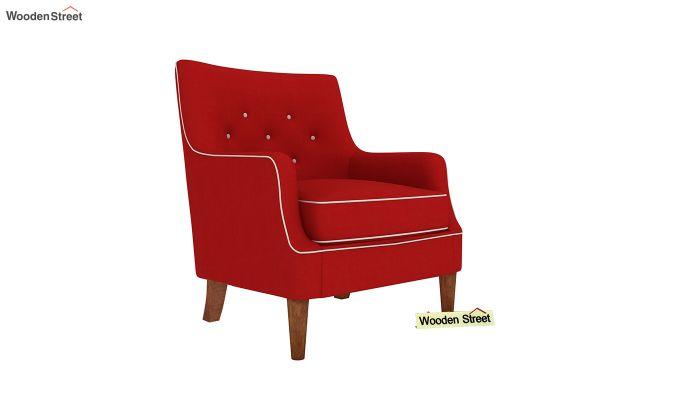 Adoree Arm Chair (Dusky Rose)-2