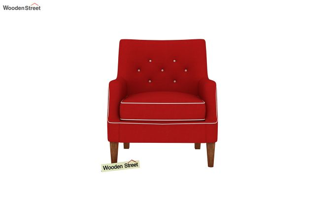 Adoree Arm Chair (Dusky Rose)-3