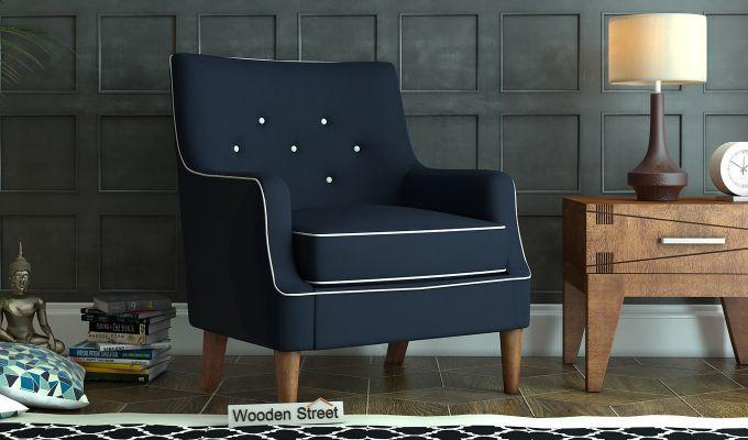 Adoree Arm Chair (Indigo Ink)-1