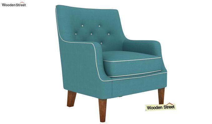 Adoree Lounge Chair (Aqua Marine)-2