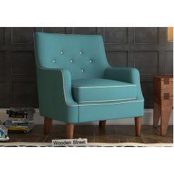 Adoree Lounge Chair (Aqua Marine)