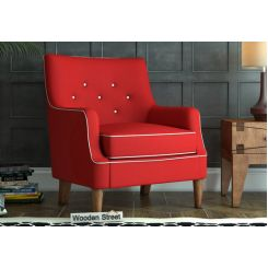 Adoree Lounge Chair (Dusky Rose)