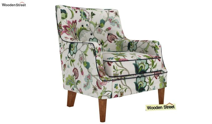 Adoree Arm Chair (Rose Vineyard)-2