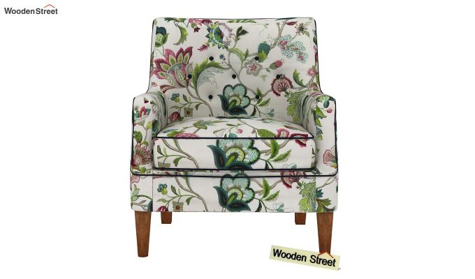 Adoree Arm Chair (Rose Vineyard)-3