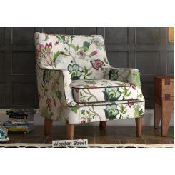 Adoree Lounge Chair (Rose Vineyard)
