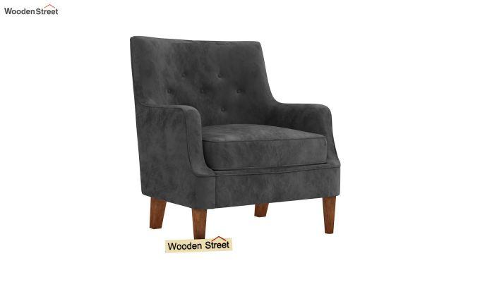 Adoree Arm Chair (Graphite Grey)-2