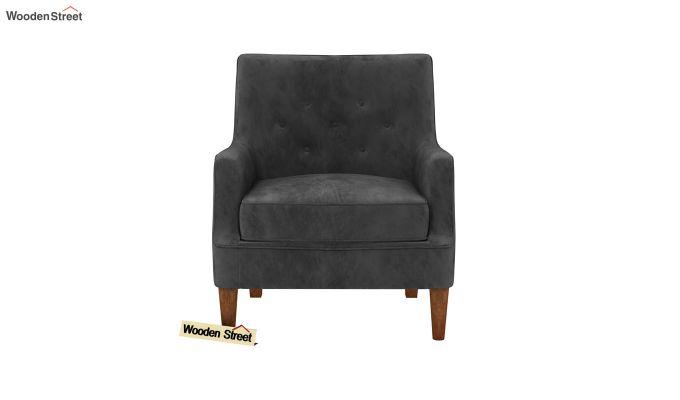 Adoree Arm Chair (Graphite Grey)-3