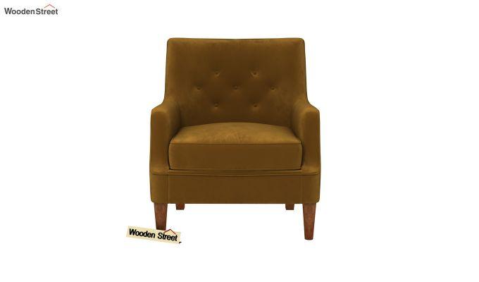 Adoree Arm Chair (Chestnut Brown)-3