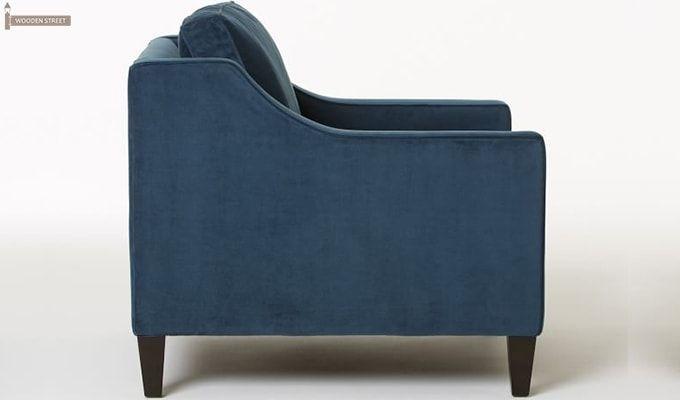 Aherne Wingback Chair (Aqua Marine)-3