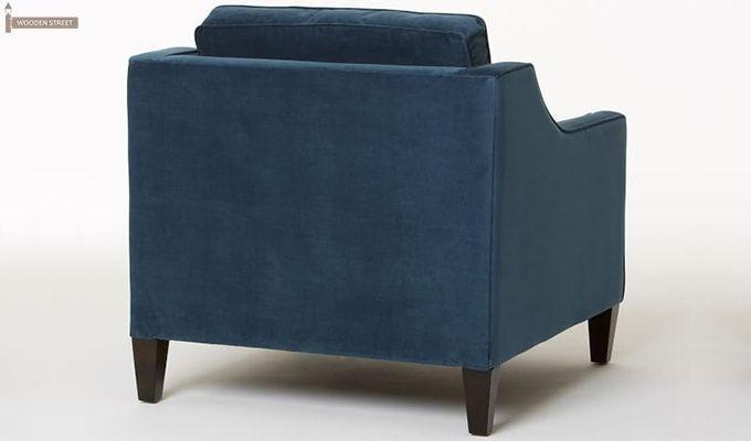 Aherne Wingback Chair (Aqua Marine)-4