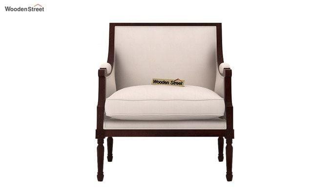 Alpina Lounge Chair (Ivory Nude)-3