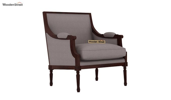 Alpina Lounge Chair (Warm Grey)-1