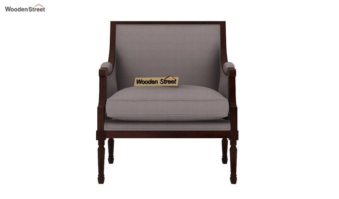 Alpina Lounge Chair (Warm Grey)-2