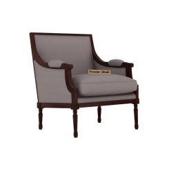Alpina Lounge Chair (Warm Grey)