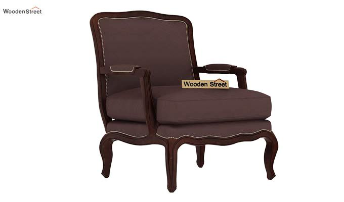 Alves Lounge Chair (Classic Brown)-2
