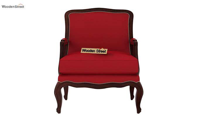 Alves Lounge Chair (Dusky Rose)-3