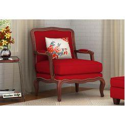 Alves Lounge Chair (Dusky Rose)