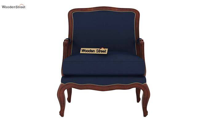 Alves Lounge Chair (Indigo Ink)-3