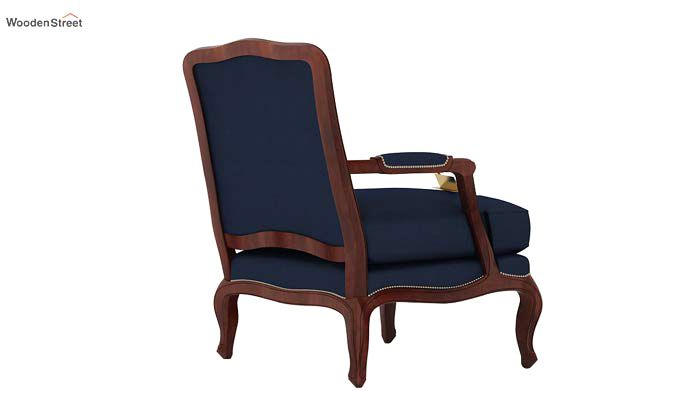 Alves Lounge Chair (Indigo Ink)-4