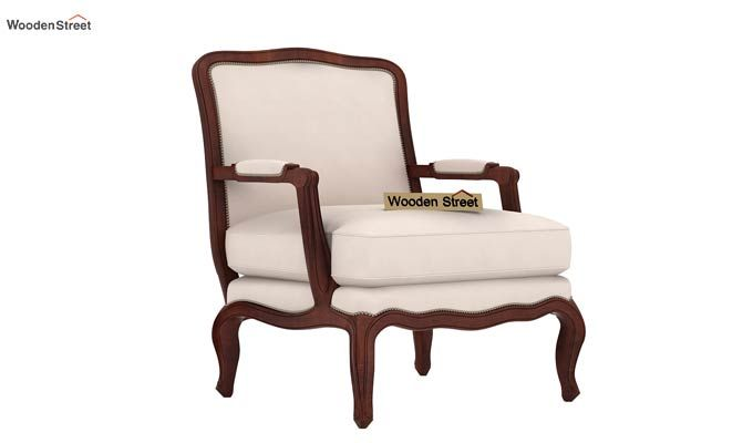 Alves Lounge Chair (Ivory Nude)-1