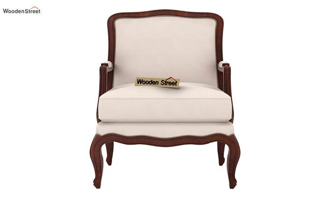Alves Lounge Chair (Ivory Nude)-3