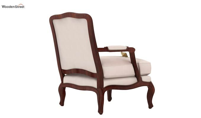 Alves Lounge Chair (Ivory Nude)-2