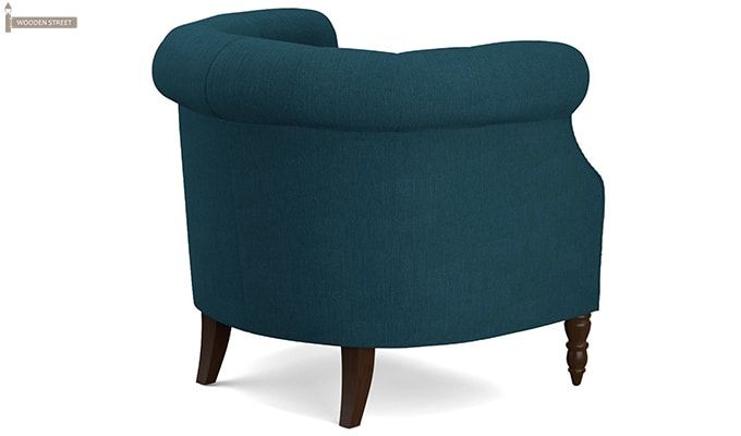 Arnaz Lounge Chair (Ocean)-3