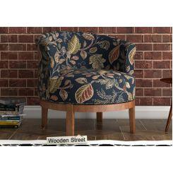 Clover Lounge Chair (Dusky Leaf)