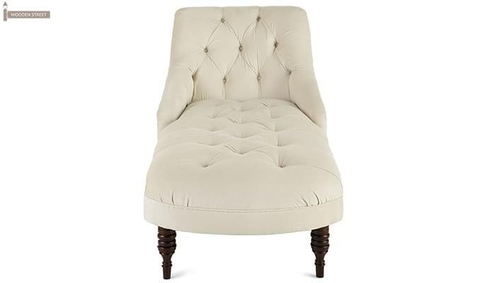 Keaton  Chaise Lounge (Cream)-1
