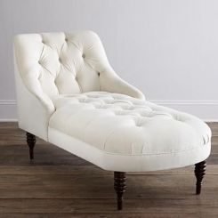 Keaton  Chaise Lounge (Cream)