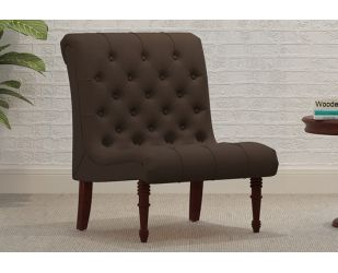 Kraft Lounge Chair (Classic Brown)