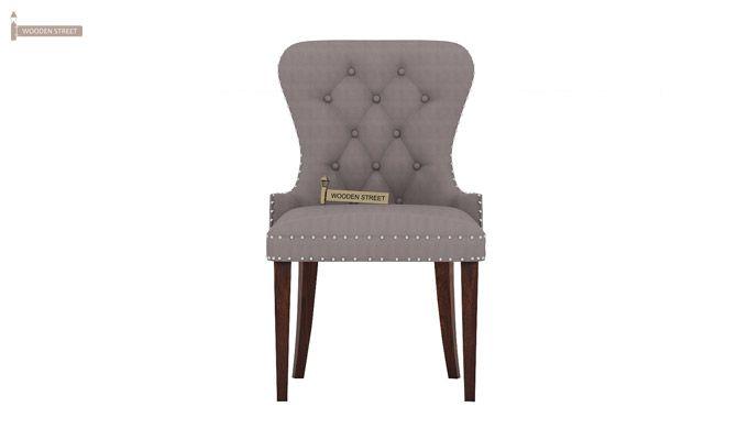 Lenox Dining Chair (Warm Grey)-2