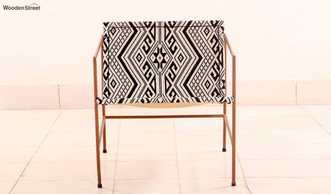 Paris Jacquard Lounge Chair-3