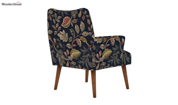 Pesto Lounge Chair (Cotton, Dusky Leaf)-4