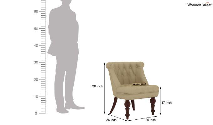 Ryan Lounge Chair (Irish Cream)-4