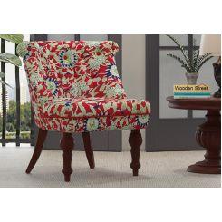 Ryan Lounge Chair (Scarlet Blue)