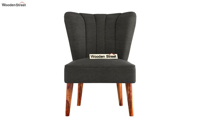 Wafer Lounge Chair (Graphite Grey)-3