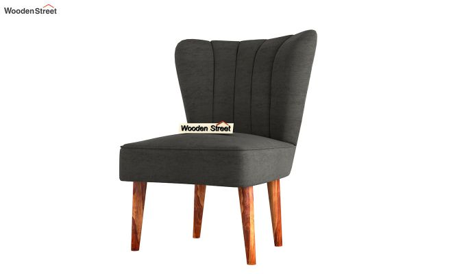 Wafer Lounge Chair (Graphite Grey)-4