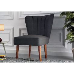 Wafer Lounge Chair (Graphite Grey)