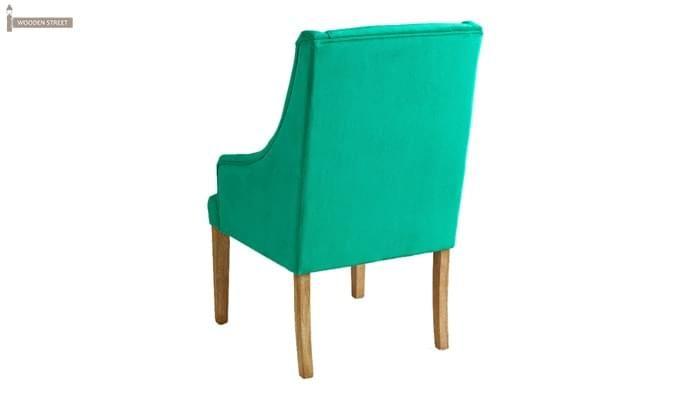 Wohin Wingback Chair (Green)-2