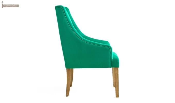 Wohin Wingback Chair (Green)-3