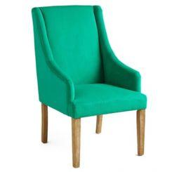 Wohin Wingback Chair (Green)