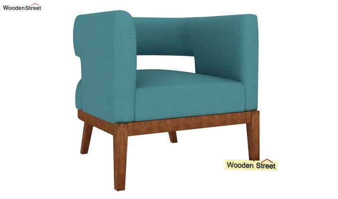 Wolper Lounge Chair (Aqua Marine)-2