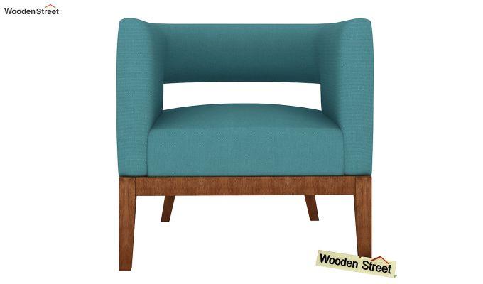 Wolper Lounge Chair (Aqua Marine)-3