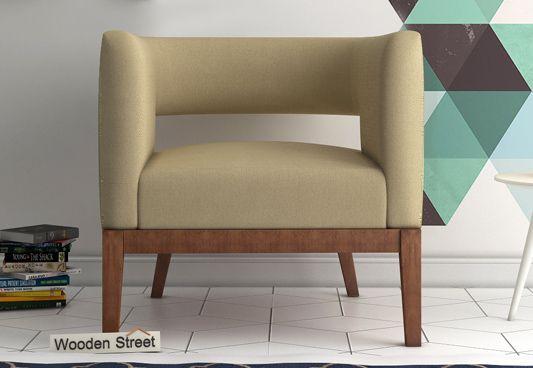 Wolper Lounge Chair (Irish Cream)